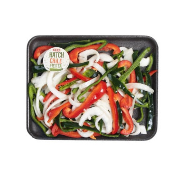 H-E-B Hatch Chile Fajita Vegetables