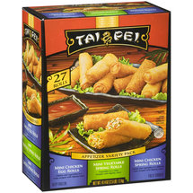 Tai Pei Appetizer Roll Variety Pack