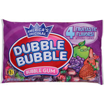 Dubble Bubble Assorted Flavors Bubble Gum