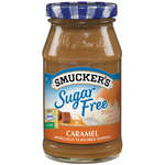 Smucker's Caramel Sugar Free Toppings Sugar Free