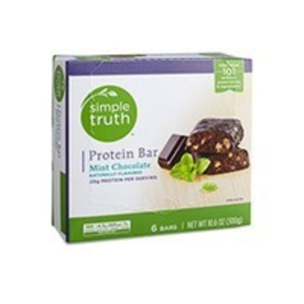 Simple Truth Protein Bar Mint Chocolate