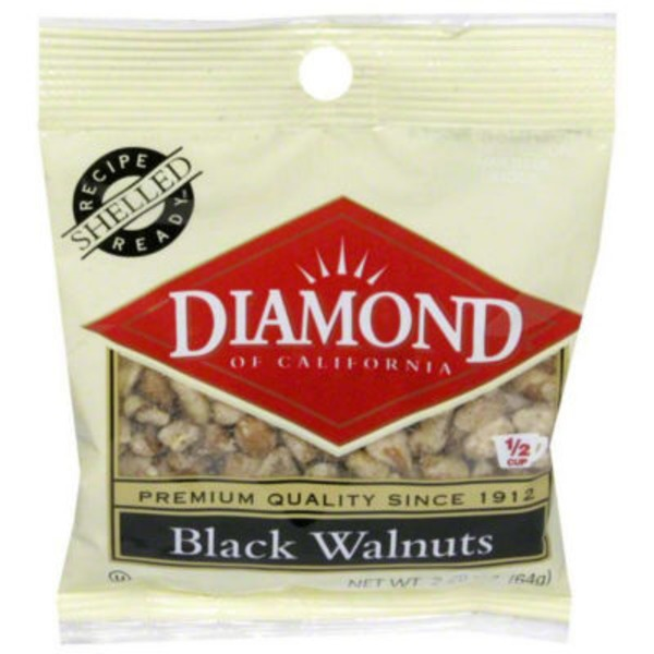 Diamond Of California® Black Walnuts