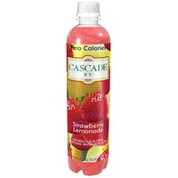 Cascade Ice Zero Calorie Strawberry Lemonade Sparkling Water Drink