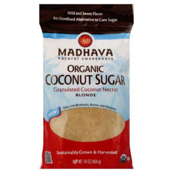 Madhava Coconut Sugar Pure & Unrefined