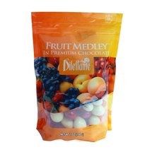 Dilettante Fruit Medley in Premium Chocolate