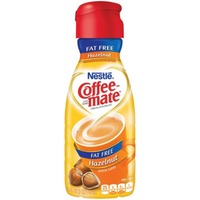 Nestlé Coffee Mate Hazelnut Fat Free Liquid Coffee Creamer