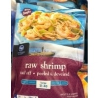 Kroger Raw Shrimp