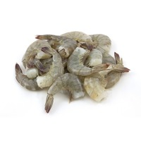 Fish Market Texas Headless Raw White Shrimp 26-30 Ct