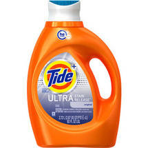 Tide Ultra Stain Release High Efficiency Original Liquid Laundry Detergent