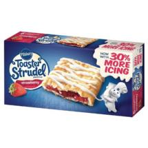 Pillsbury Toaster Strudel Strawberry