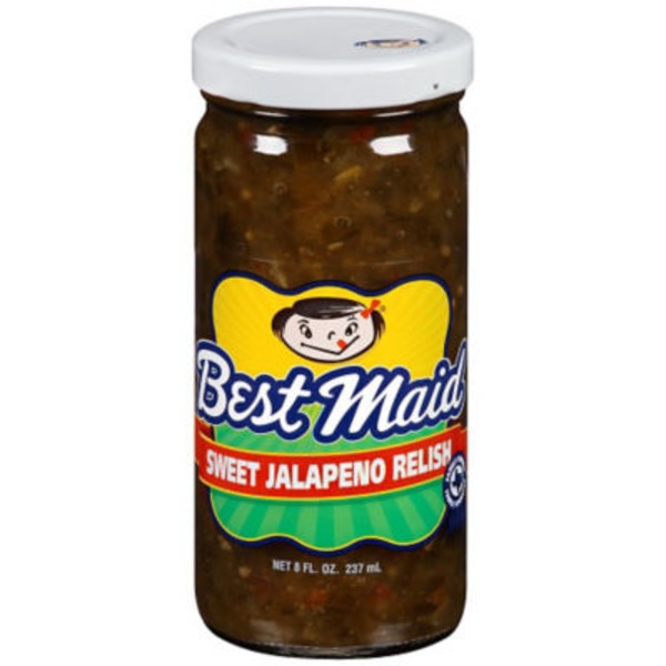 Best Maid Sweet Jalapeno Relish