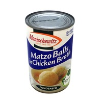 Manischewitz Matzo Balls in Chicken Broth