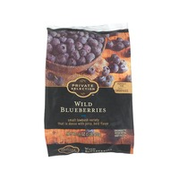 Kroger Private Selection Frozen Wild Blueberries