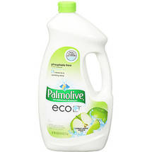 Palmolive ECO Dishwasher Liquid Detergent Citrus Apple Splash