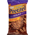 Great Value Fat Free Pretzel Sticks