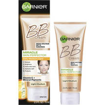 Garnier Skin Renew Miracle Skin Perfecter B.B. Cream Light/Medium