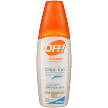 OFF! Family Care Clean Feel Insect Repellent