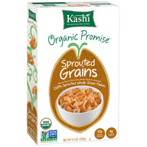Kashi Organic Promise Sprouted Grains Cereal