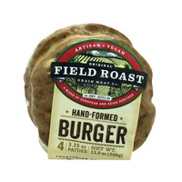 Field Roast Hand-Formed Vegan Burger Patties