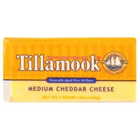 Tillamook Medium Cheddar Cheese