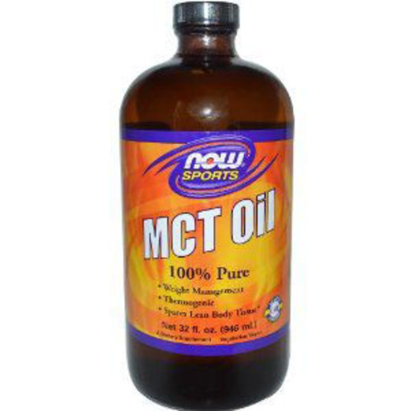 Now Sports MCT Oil Liquid Medium Chain Triglycerides