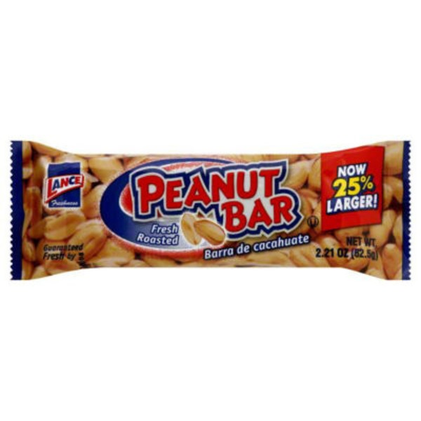 Lance Peanut Bar