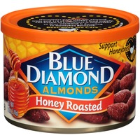 Blue Diamond Almonds Honey Roasted Almonds