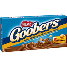 Goobers: Milk Chocolate Covered Video Peanuts