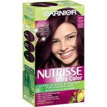 Garnier Nutrisse Ultra Color Haircolor BR1 Deepest Intensity Burgandy