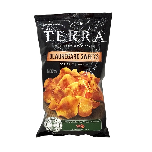 Terra Chips Terra Beauregard Sweets