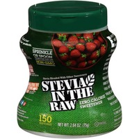 Stevia In The Raw Zero Calorie Sweetener