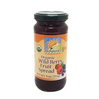 Bionature Organic Wild Berry Fruit Spread