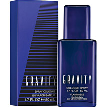 Gravity Cologne Spray