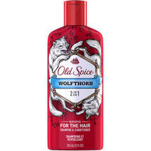 Old Spice Wolfthorn 2 in 1 Shampoo & Conditioner