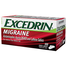 Excedrin Migraine Pain Reliever/Pain Reliever Aid