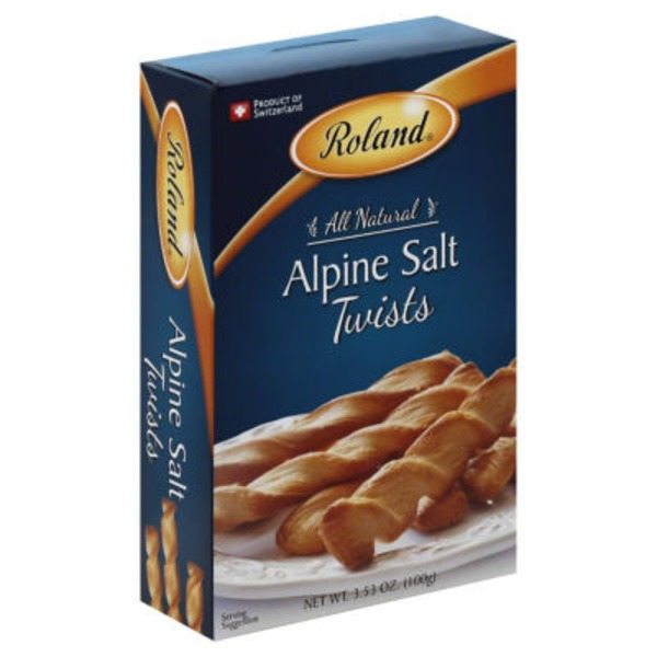 Roland Alpine Salt Twists
