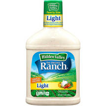 Hidden Valley Light Original Ranch Dressing