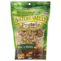 Nature Valley Protein Oats n' Honey Crunchy Granola