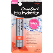 ChapStick Total Hydration Fresh Citrus Lip Care Balm