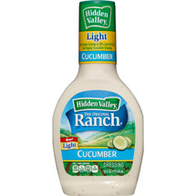 Hidden Valley Original Ranch Light Cucumber Dressing