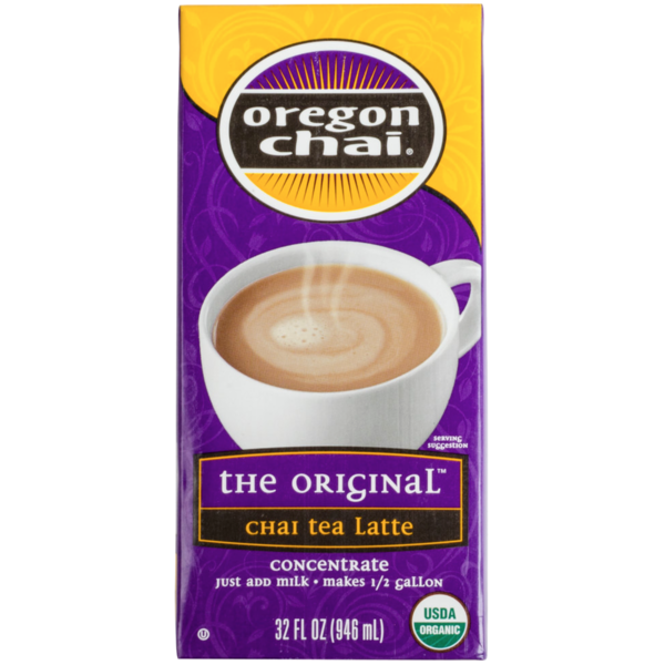 Oregon Cafe Original Chai Tea Latte