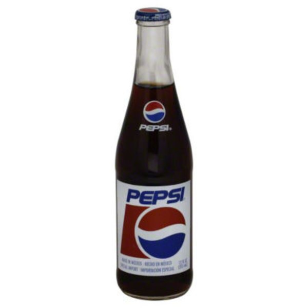 Pepsi Made in Mexico Cola