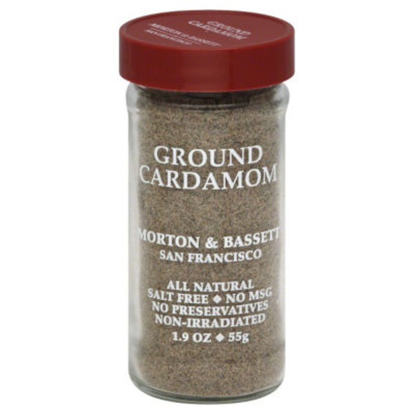 Morton & Bassett Spices Ground Cardamom