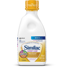Similac Expert Care NeoSure 1-Qt Ready-to-Feed Bottle