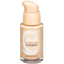 Maybelline Dream Liquid Make-up Creamy Natural