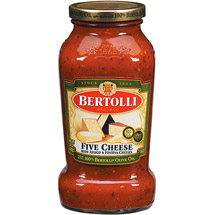 Bertolli Five Cheeses Sauce
