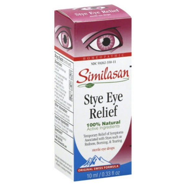 Similasan Stye Eye Relief Sterile Eye Drops