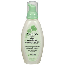 Aveeno(R) Clear Complexion Foaming Cleanser Pump Cleansers