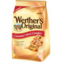 Werthers Original Gusset Bag