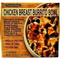 Frankly Fresh Chicken Burrito Bowl